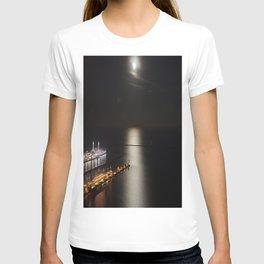 Navy Pier Moonlight T-shirt