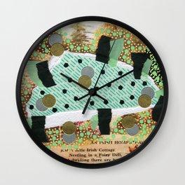 Saluti Dal Futuro 163 Wall Clock