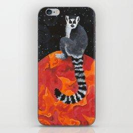 Larissa the Lemur iPhone Skin