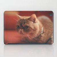 hunting iPad Cases featuring hunting by Catalina Matei