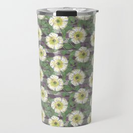 ANISE FLOWER PATTERN Travel Mug