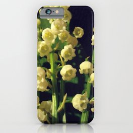 lily of the valley 4 iPhone Case