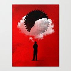 Bad Idea Canvas Print