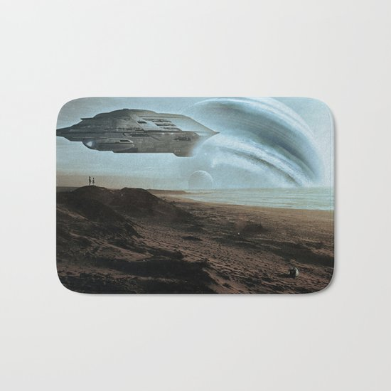 Mothership Bath Mat