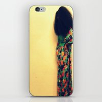 afro iPhone & iPod Skins featuring Afro by 2sweet4words Designs