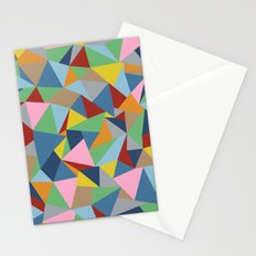 Abstraction #4 Stationery Cards