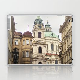 St. Nicholas Church, Mala Strana Laptop & iPad Skin
