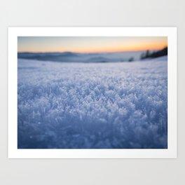 Change Perspective - Landscape Photography Art Print