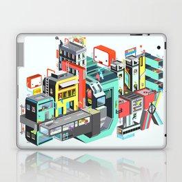 Next Stop Laptop & iPad Skin