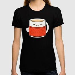 Keep warm, drink tea! T-shirt