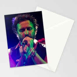 Rob Benedict with the Station Breaks in Amsterdam 2017 Stationery Cards