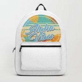POSITIVE VIBRATIONS - Aloha Vibes Backpack