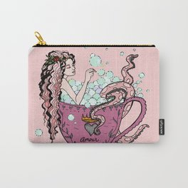 Teacup Amour Carry-All Pouch