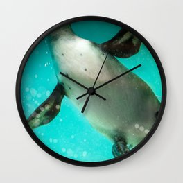 Penguin 2.0 Wall Clock