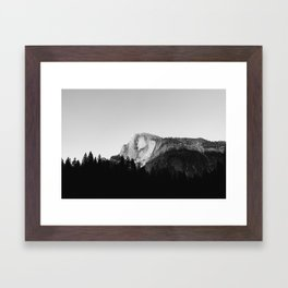 Yosemite National Park VIII Framed Art Print