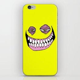 FaceYel iPhone Skin