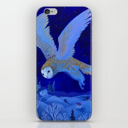 Above It All iPhone Skin
