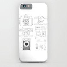 cameras iPhone 6s Slim Case