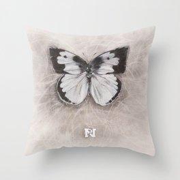Mothen Throw Pillow