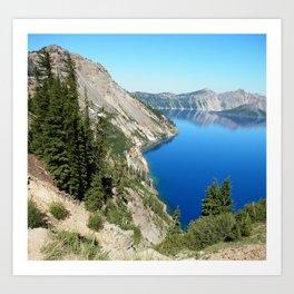 Goin to the Lake Art Print