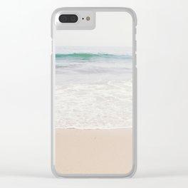 Malibu Picnic Clear iPhone Case