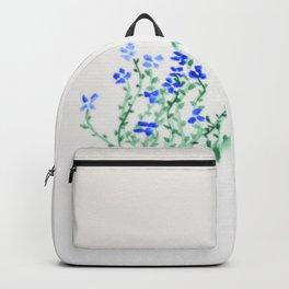 Ella's Forget-Me-Nots Backpack