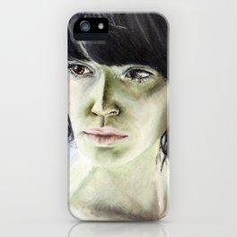Erica iPhone Case