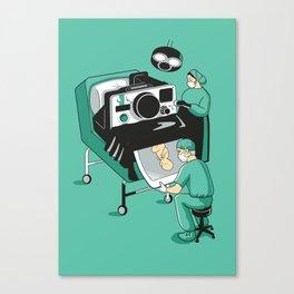 Photo Op Canvas Print
