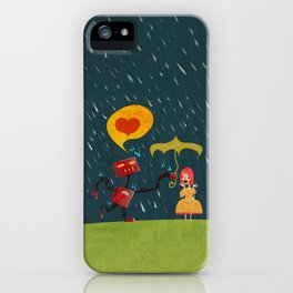 I Love You! iPhone Case
