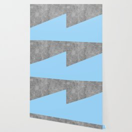 Geometry 101 Blue Raspberry Wallpaper