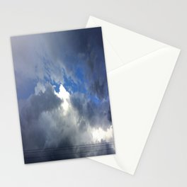 There Comes The Rain Stationery Cards