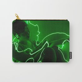 Viridescent - 3  Carry-All Pouch