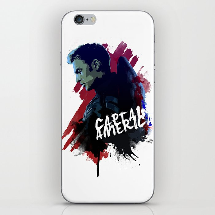 Cap iPhone Skin