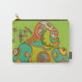 Gorilla, cool wall art for kids and adults alike Carry-All Pouch