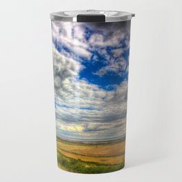 Thames Estuary View Travel Mug