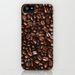 COFFEE BEANS - COVER FOR IPHONE - iPhone Case