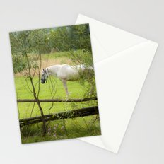 fabulous horse Stationery Cards