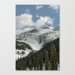 Ymir Bowl II Canvas Print