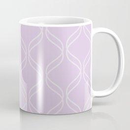 Double Helix - Light Purples #367 Coffee Mug