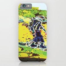 Snow Boarding iPhone 6s Slim Case