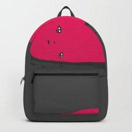 depressed strawberry Backpack