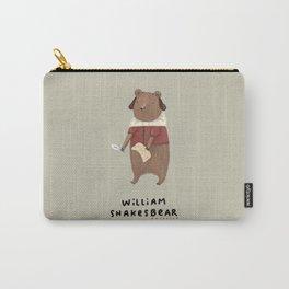 William Shakesbear Carry-All Pouch
