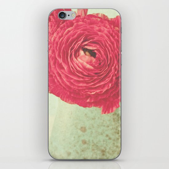Joyful iPhone & iPod Skin