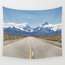 El Chaltén - Patagonia Argentina Wall Tapestry