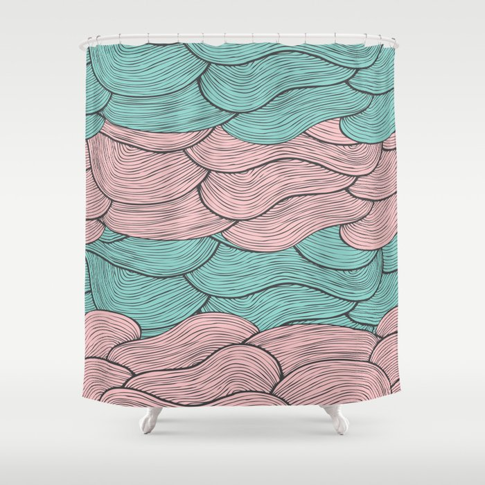 Summerlicious Shower Curtain