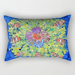 The Jester Rectangular Pillow