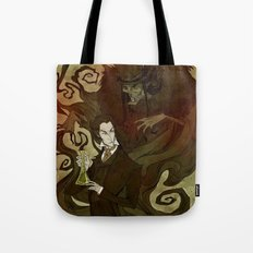 Dr. Jekyll and Mr. Hyde Tote Bag