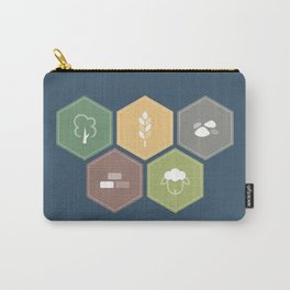 Economics Carry-All Pouch