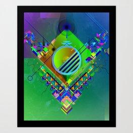 Cubiculum Art Print