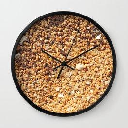 Sand Texture Wall Clock
